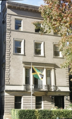 Embassy of Jamaica DC Appointments