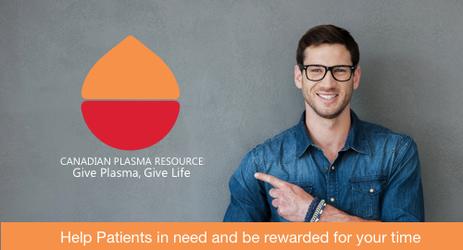 Canadian Plasma Resources - Moncton