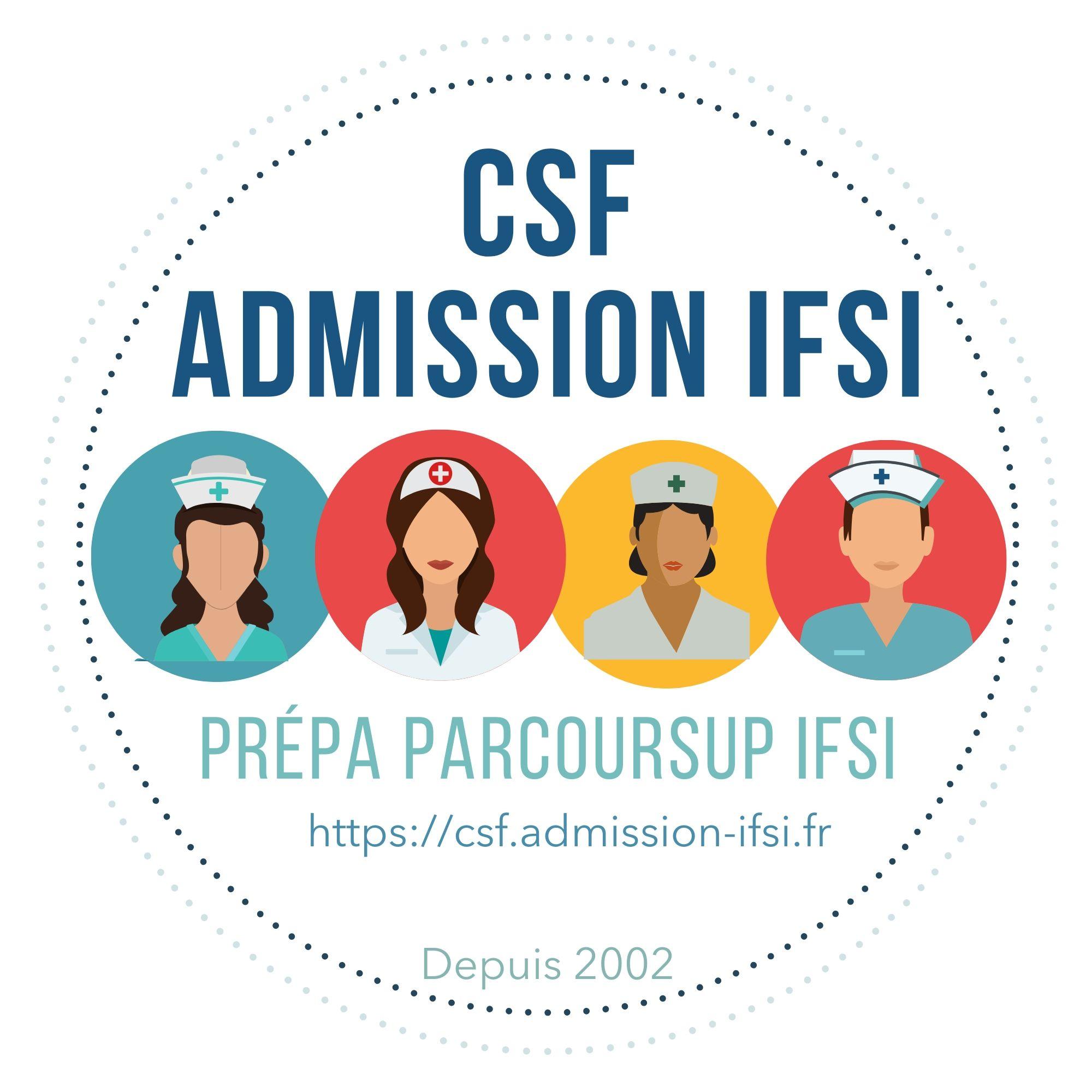 En savoir plus au sujet des Prépas CSF à Parcoursup IFSI