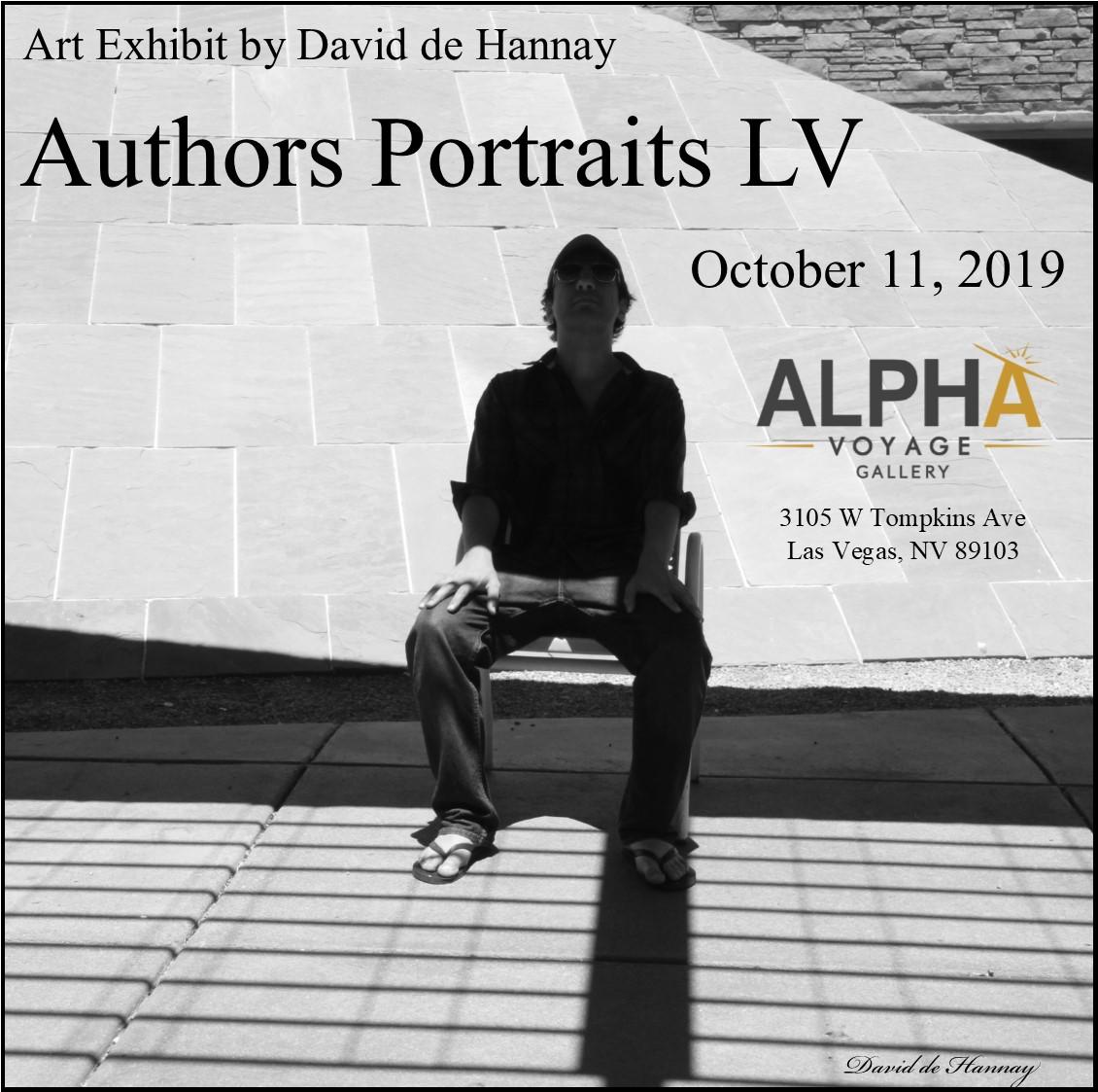 Authors Portraits LV