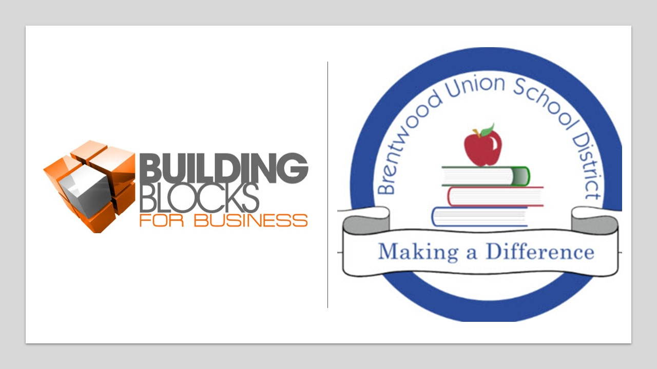 Building Blocks for Business - Brentwood Unified School District