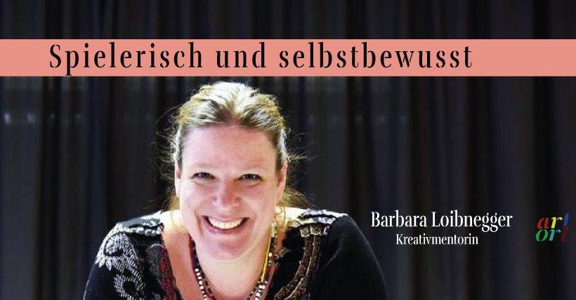 Barbara Loibnegger - Deine Kreativmentorin