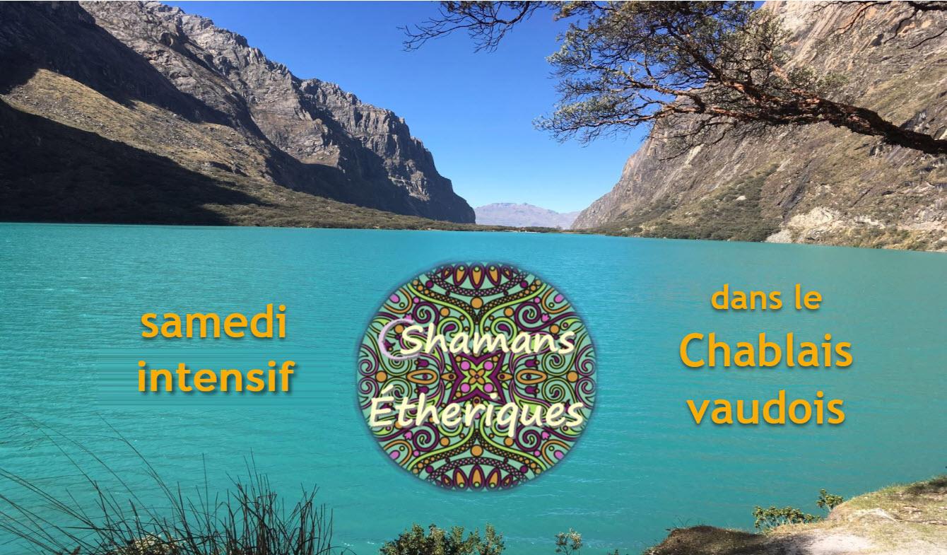 Samedi Intensif les Shamans Éthériques