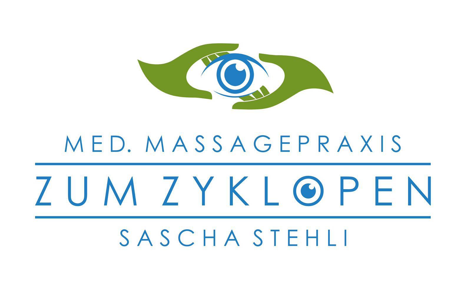 Med. Massagepraxis zum Zyklopen