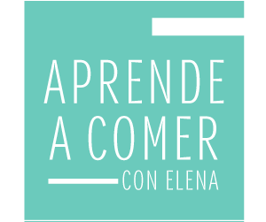Aprende a comer con Elena