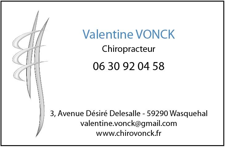 Cabinet Chiropratique Valentine Vonck