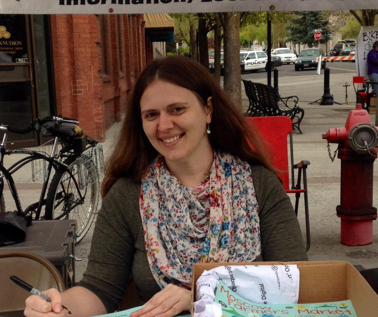 Carrie Kyser, Instructional Designer
