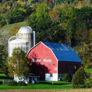 Wisconsin Barn Weddings at Justin Trails Resort