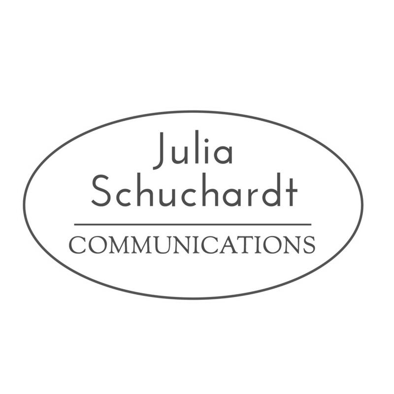 Julia Schuchardt Communications