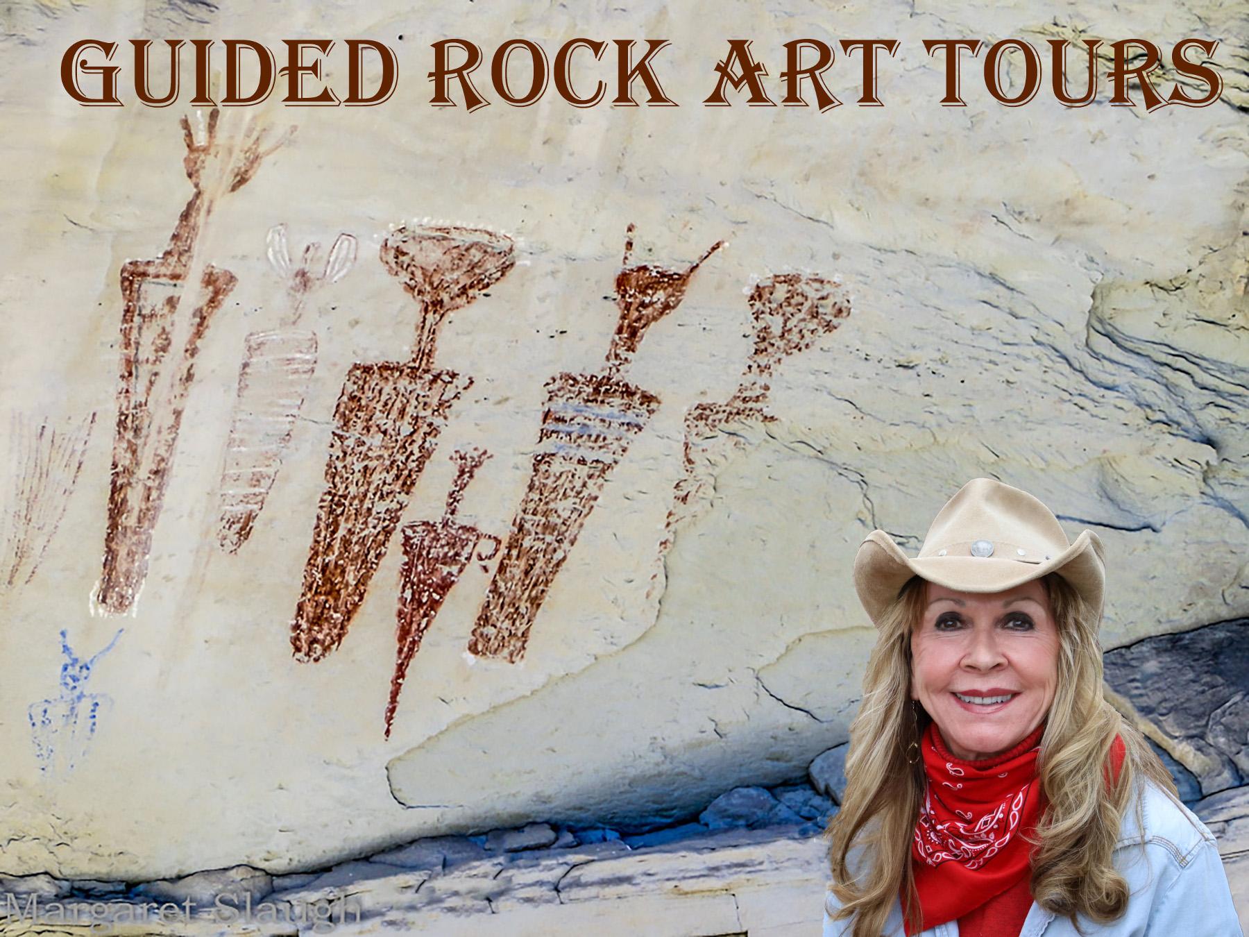 Canyon Pintado and Dragon Trail Rock Art Tours