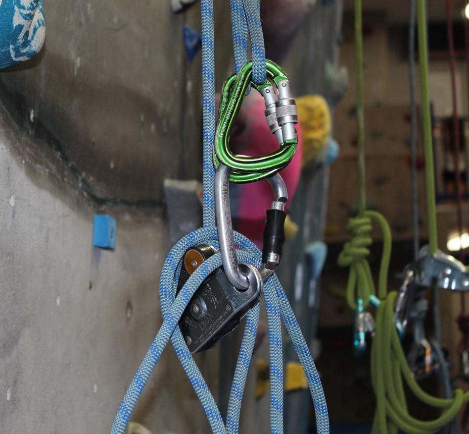 Beyond the Crux Climbing Gym