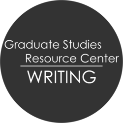 GSRC Writing
