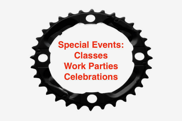 Yellow Bike Special Event