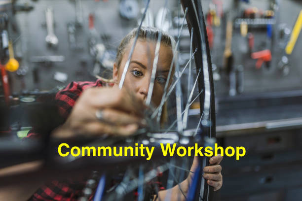 Community Workshop (get help with your bike)