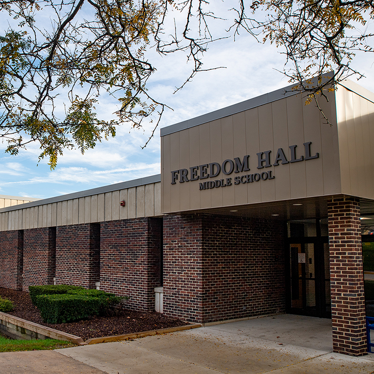 Freedom Hall Open House