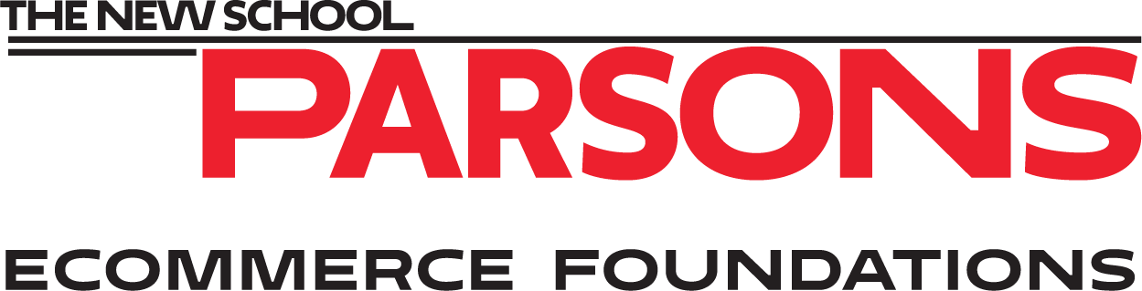 Parsons Ecommerce Foundations