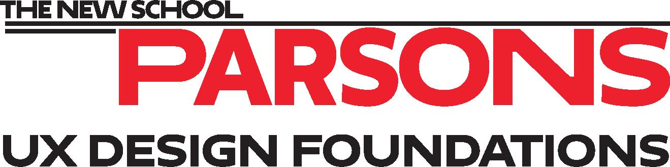 Parsons UX Design Foundations