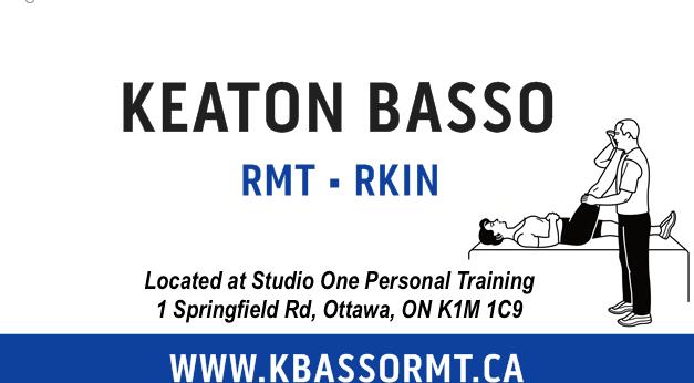 Online Booking - Keaton Basso RMT RKIN FST