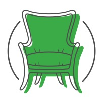 The Green Chair by Alice Melott