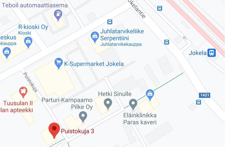 Hieroja Jari Mikola - Ajanvaraus