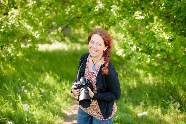 Fotograf Jenny Thörnberg