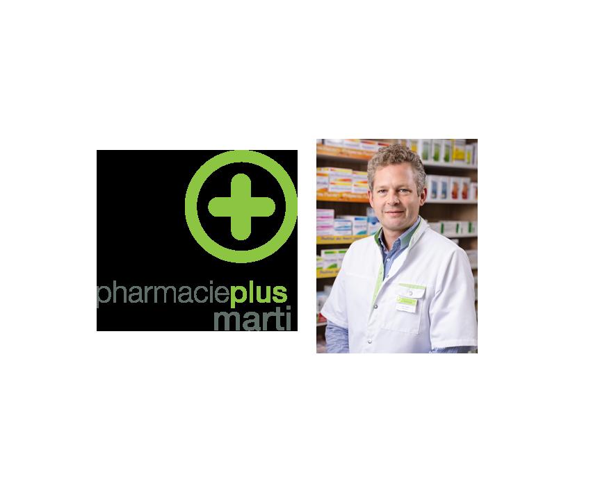 Pharmacie Marti SA - Cernier NE (vaccination 1/2)