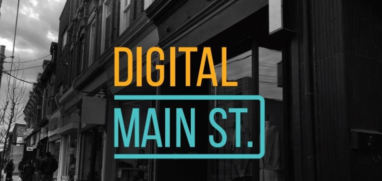 Digital Main Street in Cabbagetown BIA
