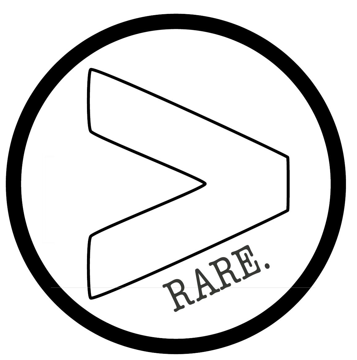 Create with RARE.