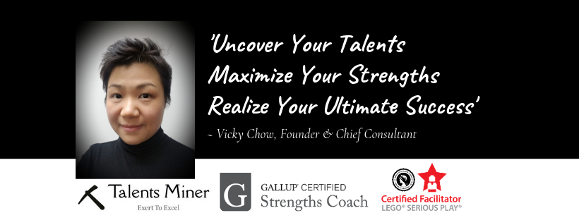Schedule Your Appointment with Vicky @ Talents Miner
