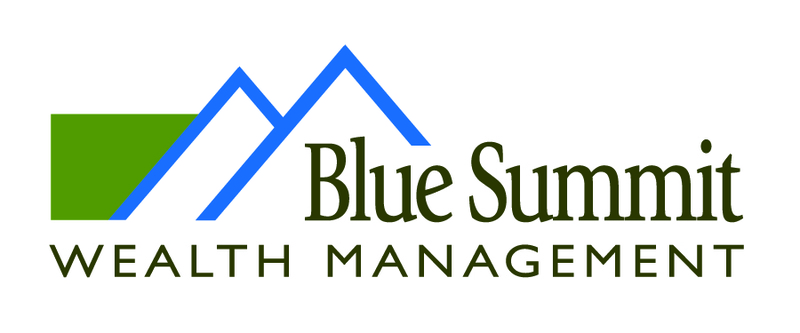 ························· Blue Summit Wealth Management ························· (619) 698-4330 · info@bluesummitwealth.com