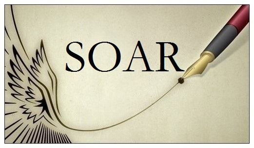 """""""SOAR""""  Scholarships Opportunities Assistance & Research"""