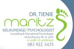 Dr. Tienie Maritz Psychologist