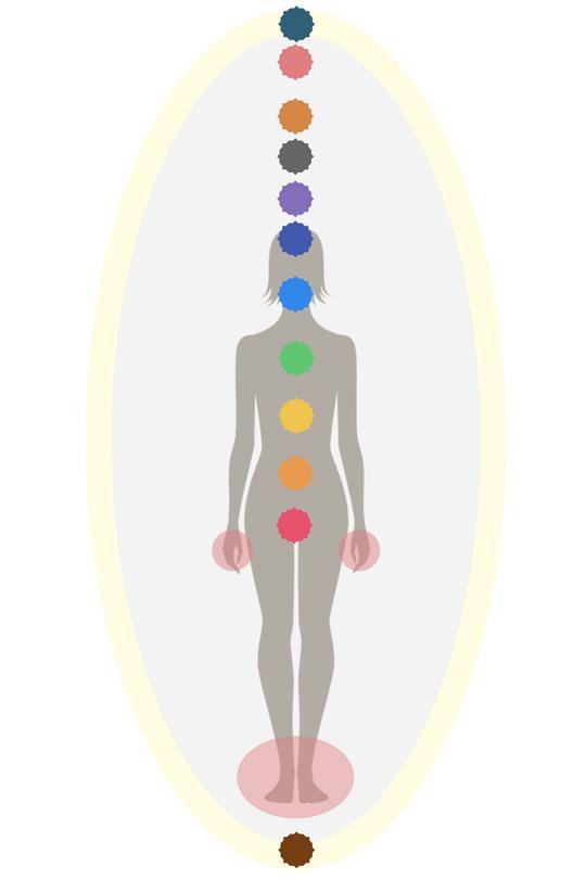 12 Chakra Alignment & Upgrade