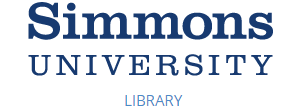 Simmons University Library