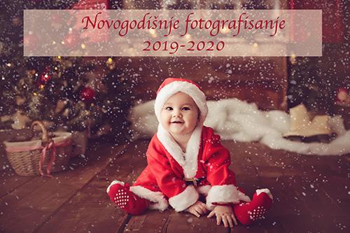 Novogodišnje fotografisanje 2019/20