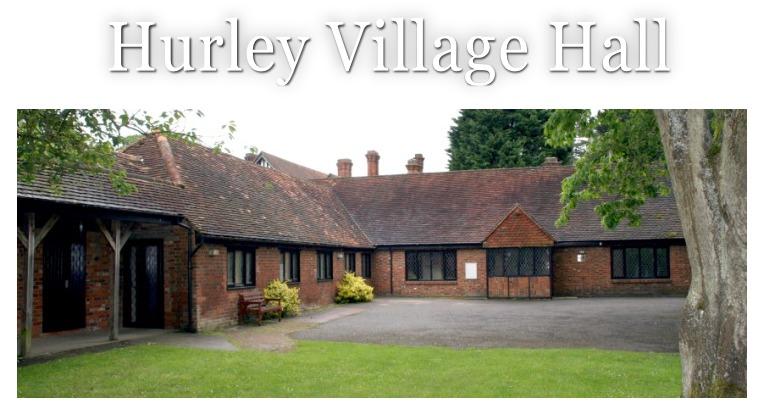 Hurley Village Hall On-Line Availability Calendar