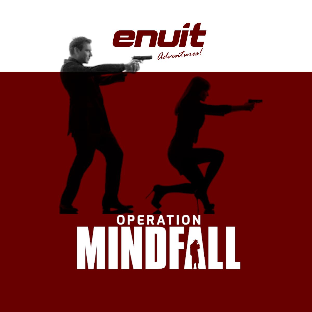 Outdoor-Abenteuer: Operation Mindfall (Chur)