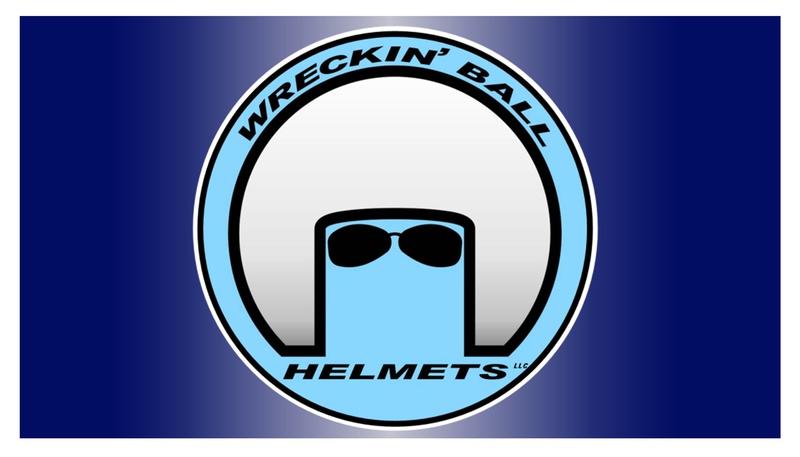 Wreckin Ball Helmets