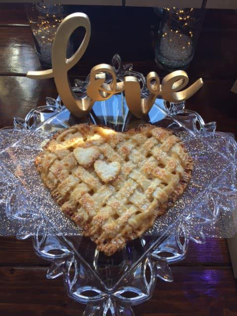 Sara's Tipsy Pies For Your Wedding Desserts