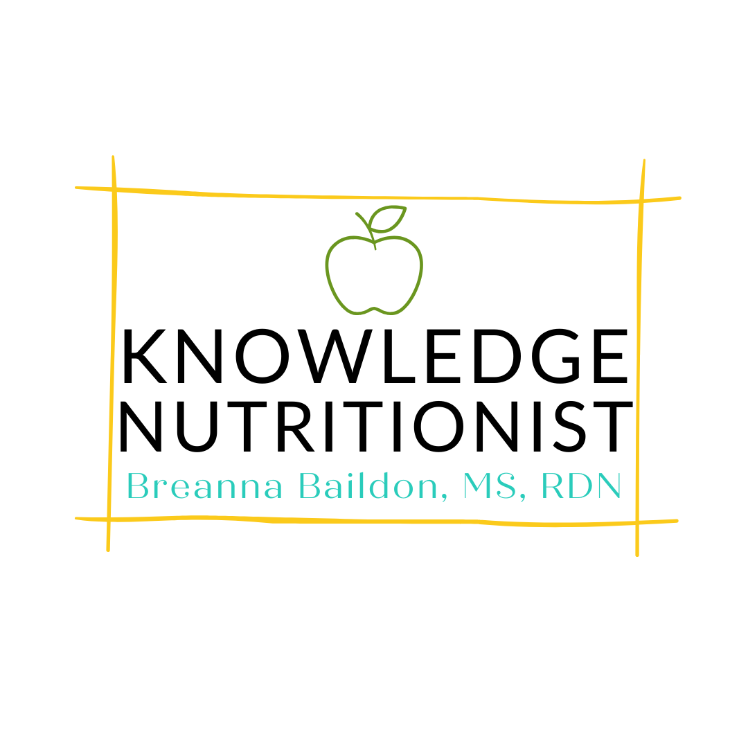 Knowledge Nutritionist