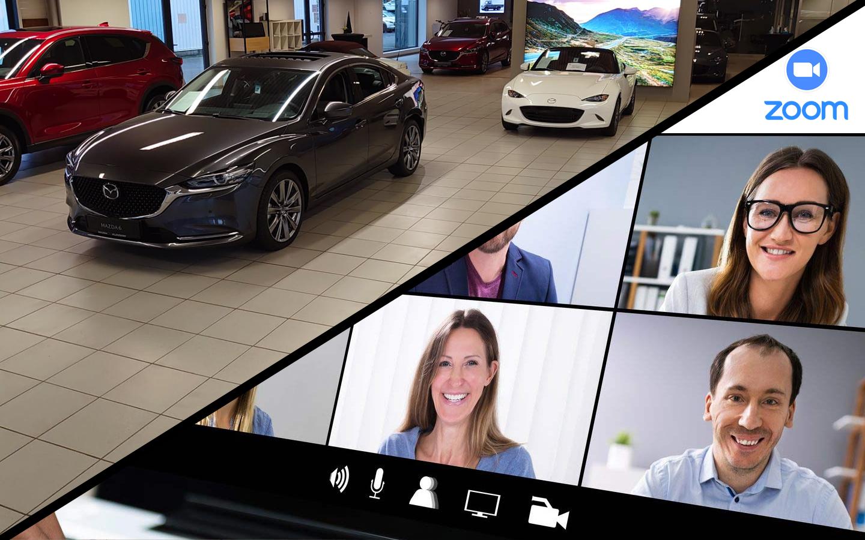 Plessers Mazda - Online agenda showroombezoek