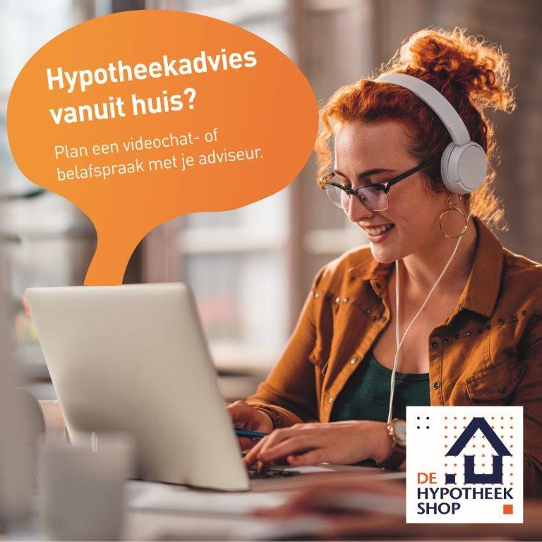 Afspraak Maken voor Webcam Hypotheekadvies