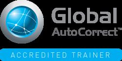 Global AutoCorrect Accreditation