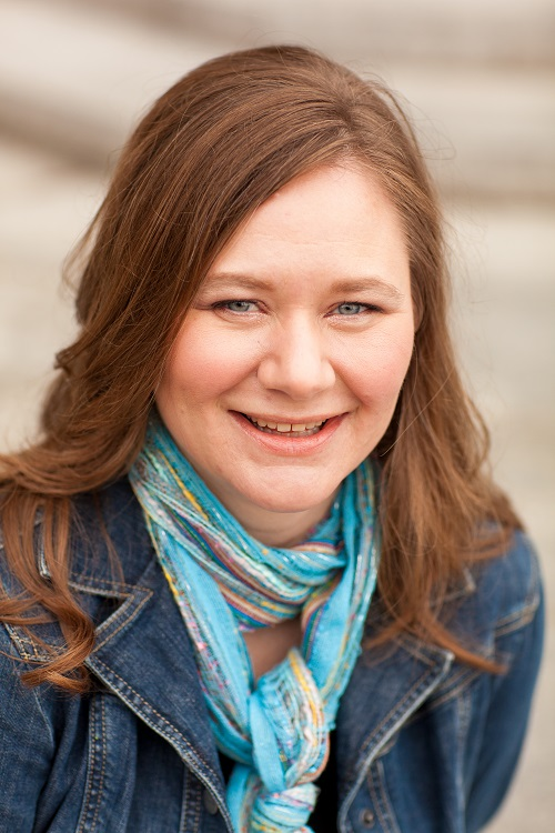 Online author visits with Laurie Ann Thompson