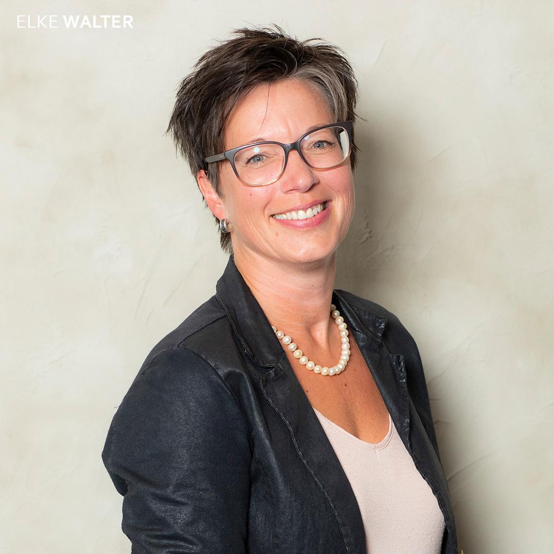 Gesprächstermin mit Elke Walter