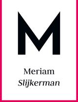 Plan zelf een afspraak in met Meriam