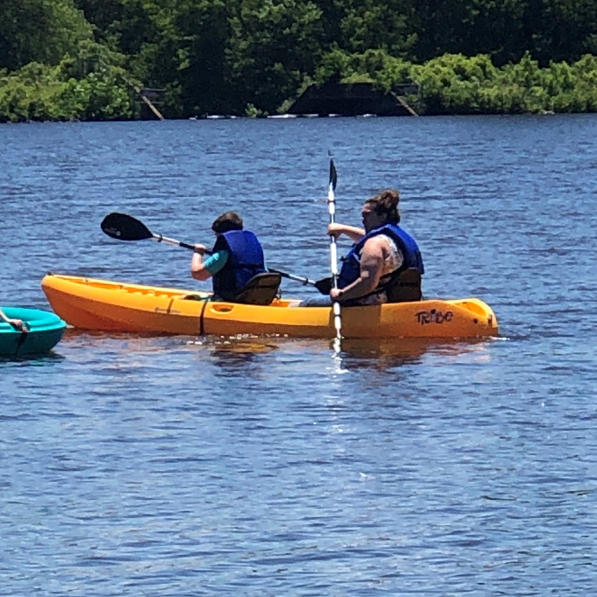 Tandem Kayak Rentals (Available only to Members/Registered Guests at this time.)