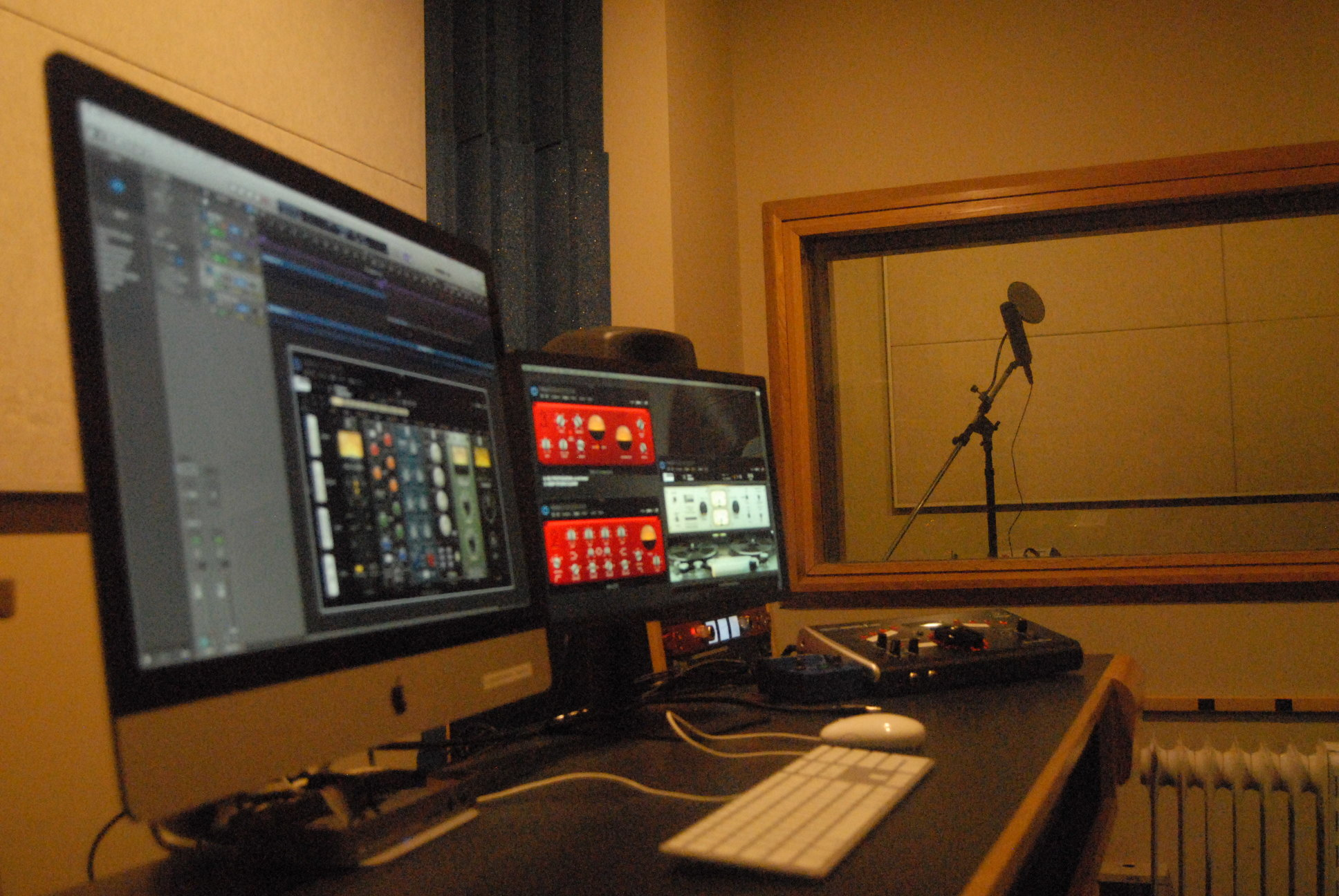 School of Music Industry, Recording Studio D (CM 428P)