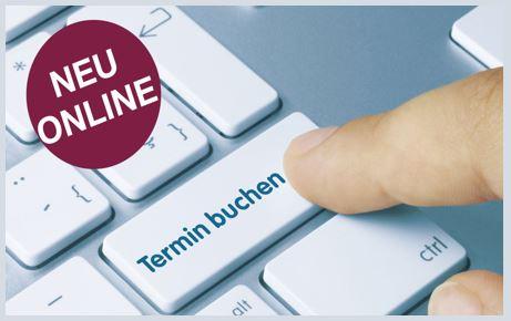 Online Terminvereinbarung