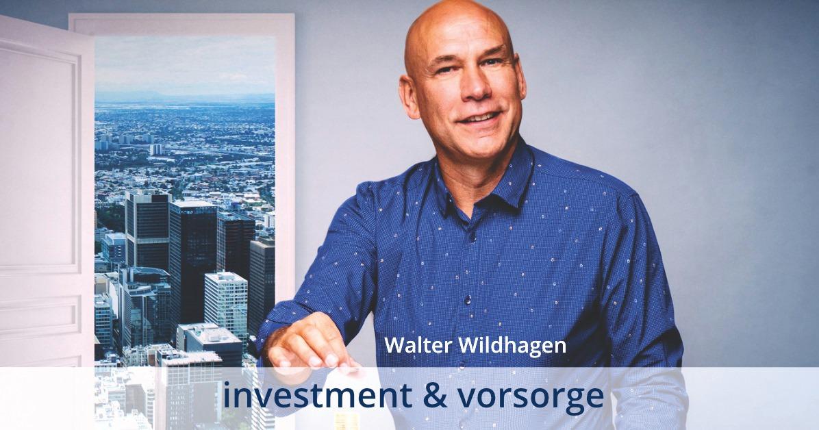 Dein Beratungsgespräch mit Walter Wildhagen